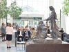 """Jesus - The Great Physician"" 2017 dedication at the Woodlands Methodist Hospital"