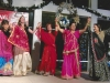 Indian dance at the Christmas/New Year Party, 聖誕, 新年晩會印度舞.